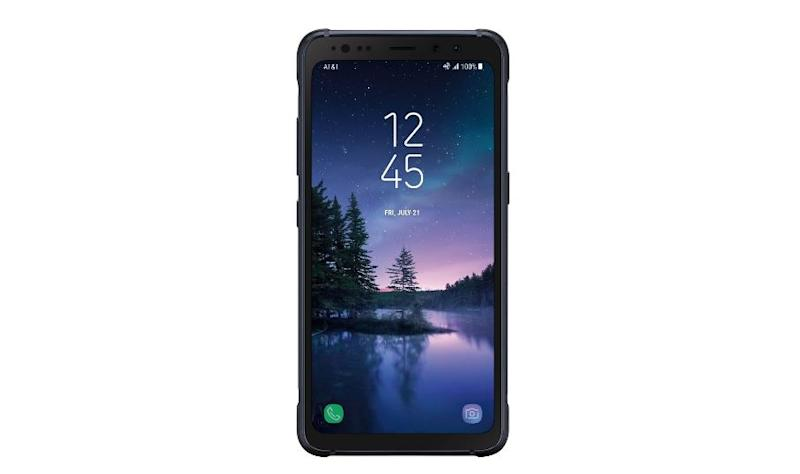 Samsung Unveils Rugged, Military-Grade Galaxy S8 Active