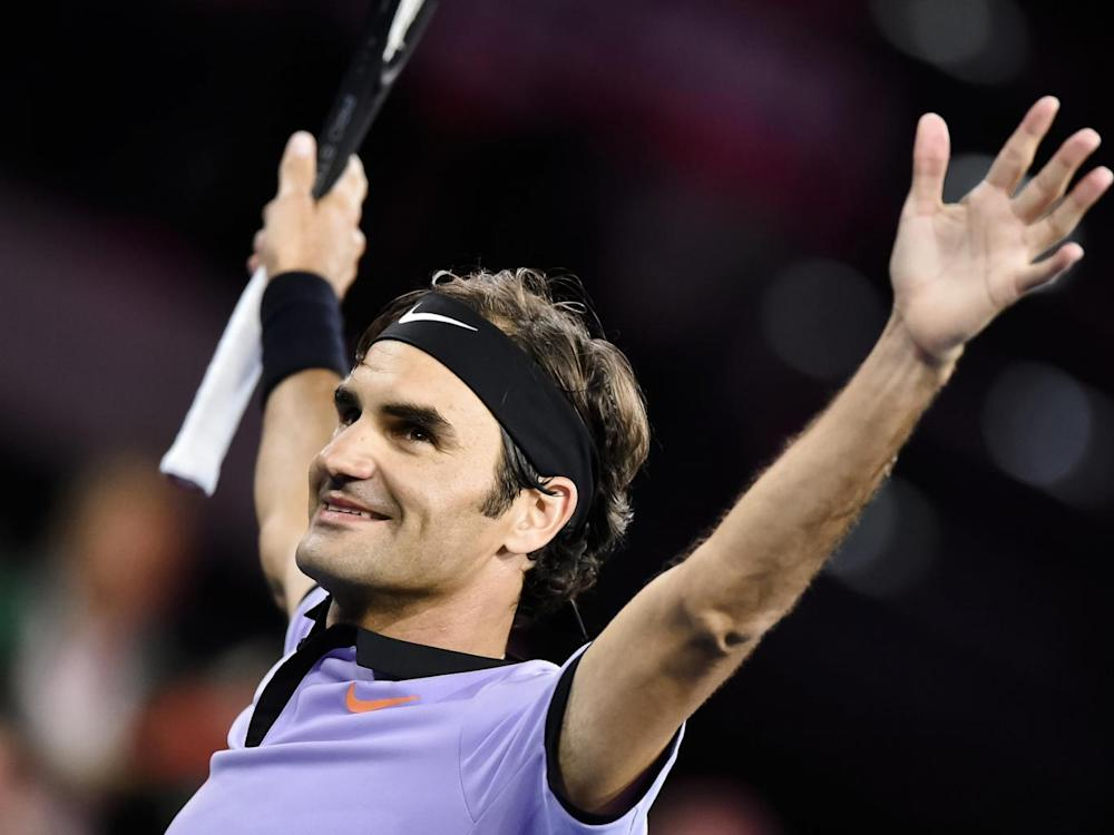 Federer has made an almost perfect start to the season (Getty)