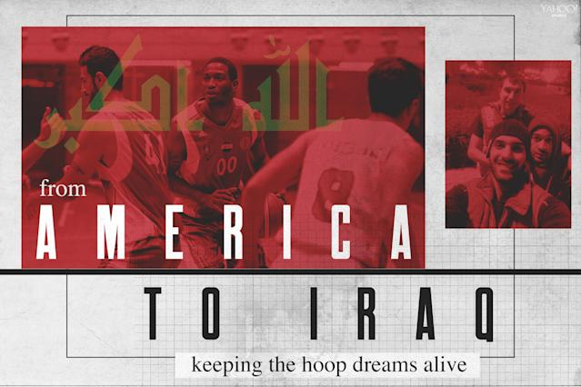 Drawn by an adventure-seeking spirit, favorable salaries and the desire to keep their hoop dreams alive, dozens of Americans players have&nbsp; <span>taken their talents to one of the most dangerous countries on Earth.</span>