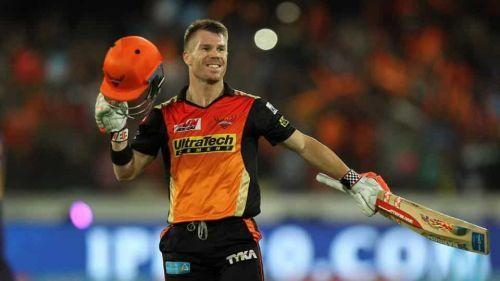David Warner has been the mainstay of Sunrisers Hyderabad
