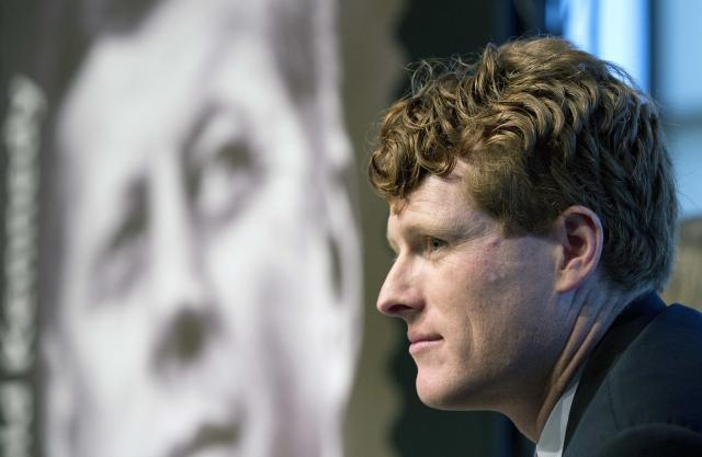 Rep. Joseph P. Kennedy III, D-Mass. (Photo: Michael Dwyer/AP)