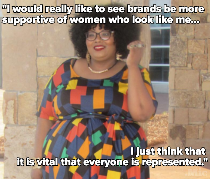 Plus-Size Blogger Shuts Down Hater: