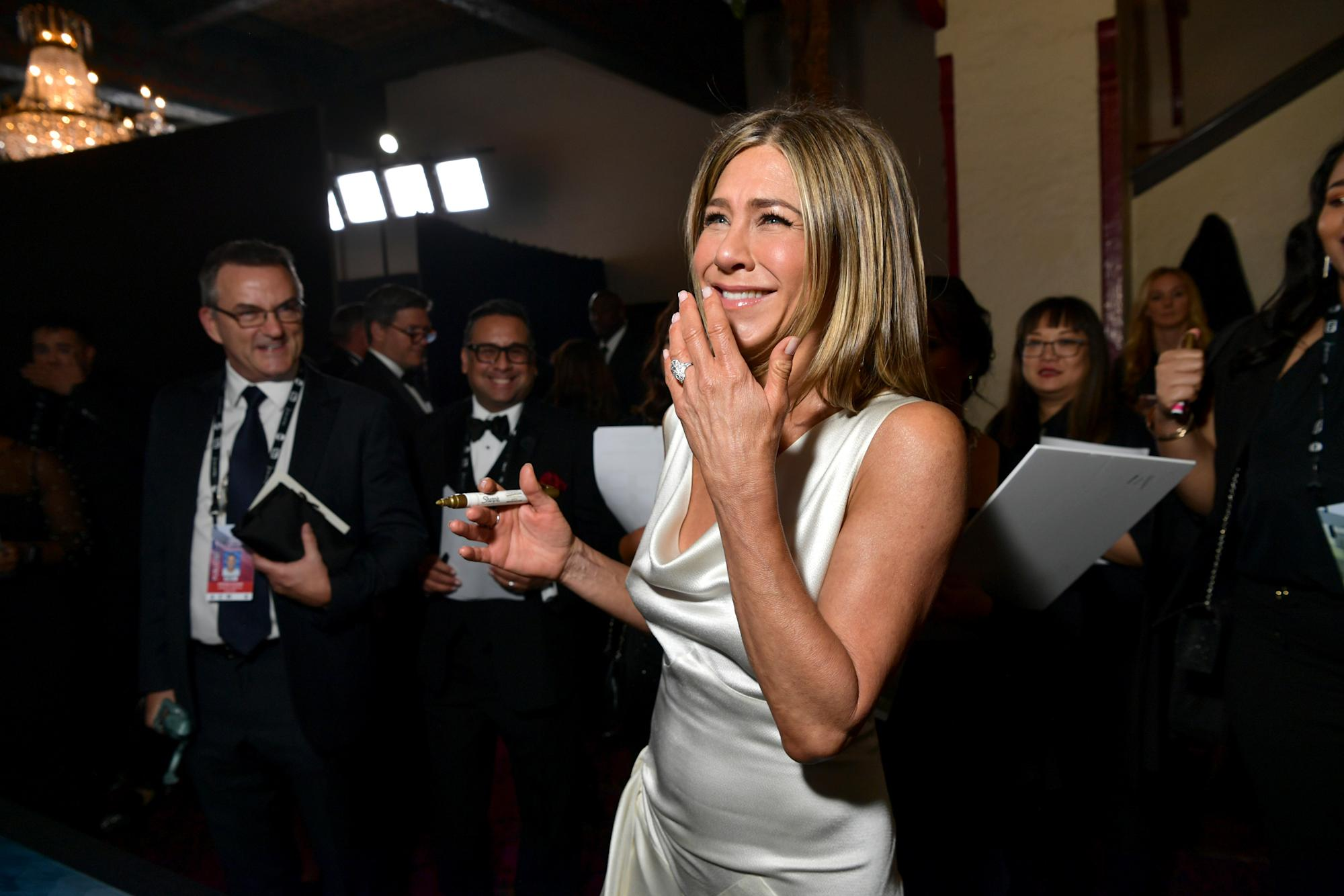 Jennifer Aniston cut people who didn't get the COVID-19 vaccine: Would you do the same?
