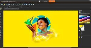 PaintShop️ Pro 2022 offers new AI-powered editing tools to simplify complex tasks and an enhanced interface that makes creating amazing images fast and easy.