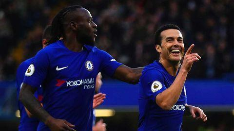 Pedro and Rudiger