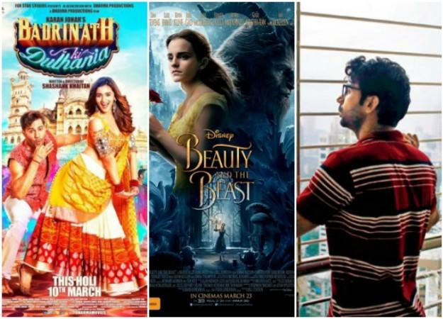Badrinath Ki Dulhania, Beauty And The Beast, Trapped
