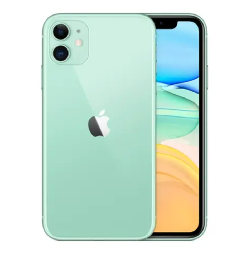 green iPhone 11 on sale for EOFY in australia