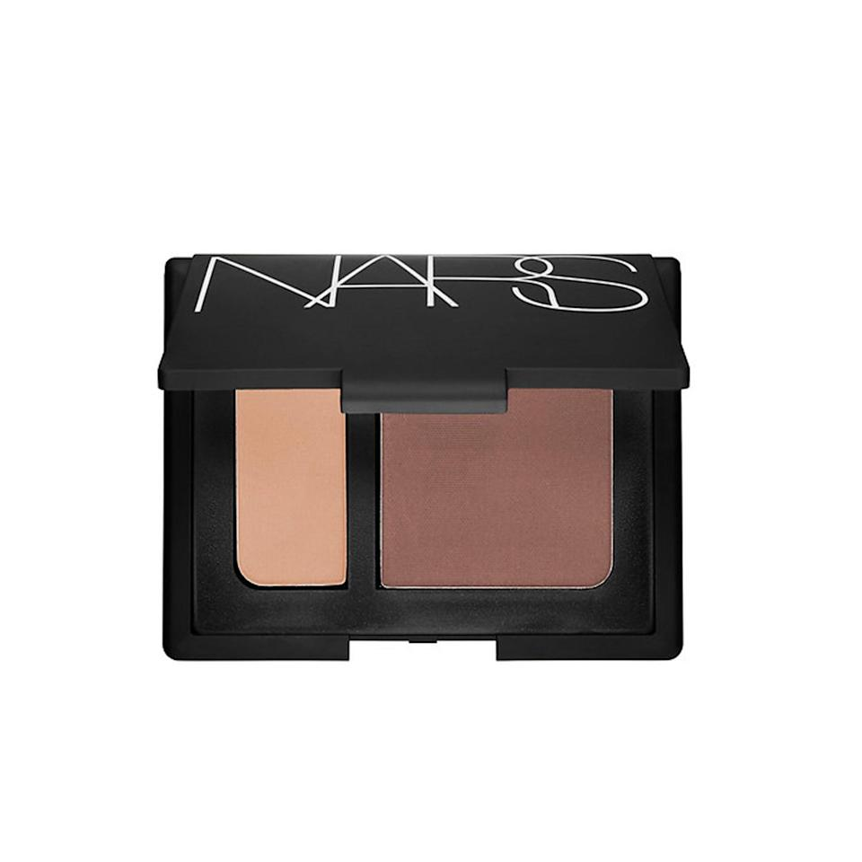"""<p><strong>NARS Contour Blush</strong></p> <p>These complementary powder shades remove all of the guesswork. Just pick one of the five options (shown here in Melina) to fit your skin tone, and your contouring routine is set.</p> <p>$42 (<a href=""""http://www.narscosmetics.com/USA/contour-blush/999NAC0000002.html?mbid=synd_yahoobeauty"""" rel=""""nofollow noopener"""" target=""""_blank"""" data-ylk=""""slk:narscosmetics.com"""" class=""""link rapid-noclick-resp"""">narscosmetics.com</a>).</p>"""