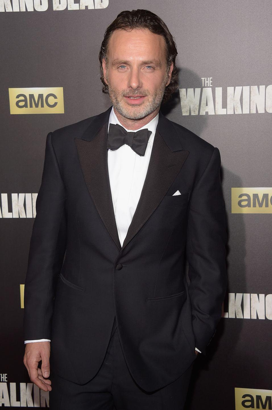 "<p>Fans didn't see it coming when Andrew Lincoln's character, Rick Grimes, was injured, rescued, and presumed dead in 2018. Lincoln <a href=""https://www.hollywoodreporter.com/live-feed/walking-dead-ricks-fate-revealed-as-andrew-lincolns-character-will-be-spun-1157341"" rel=""nofollow noopener"" target=""_blank"" data-ylk=""slk:asked to leave the hit AMC drama"" class=""link rapid-noclick-resp"">asked to leave the hit AMC drama</a> to spend more time with his family. But the complexity of his write-off allowed him to reprise his role in a <a href=""https://www.hollywoodreporter.com/live-feed/walking-dead-ricks-fate-revealed-as-andrew-lincolns-character-will-be-spun-1157341"" rel=""nofollow noopener"" target=""_blank"" data-ylk=""slk:spin-off"" class=""link rapid-noclick-resp"">spin-off</a>.</p>"