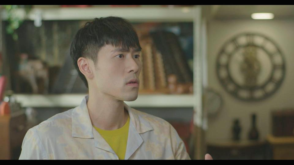 James Seah in Channel 8 drama The Heartland Hero. (Photo: Mediacorp)