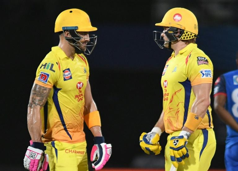 Dad's Army: old soldiers Watson and du Plessis fire up Chennai