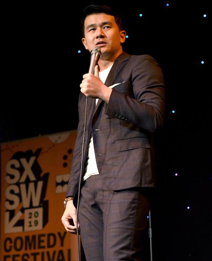 Image: Ronny Chieng (JEALEX Photo / Getty Images file)