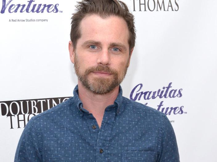 Rider Strong in October 2019.