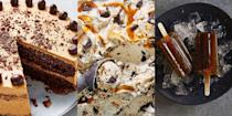 """<p>Coffee in desserts is pretty much a no-brainer. It's always going to be delicious, right?! Especially if it involves the likes of <a href=""""https://www.delish.com/uk/cooking/recipes/a36384181/espresso-martini-ice-lollies/"""" rel=""""nofollow noopener"""" target=""""_blank"""" data-ylk=""""slk:Espresso Martini Ice Lollies"""" class=""""link rapid-noclick-resp"""">Espresso Martini Ice Lollies</a>, <a href=""""https://www.delish.com/uk/cooking/recipes/a34295851/coffee-cupcakes-with-condensed-milk-frosting-recipe/"""" rel=""""nofollow noopener"""" target=""""_blank"""" data-ylk=""""slk:Coffee Cupcakes"""" class=""""link rapid-noclick-resp"""">Coffee Cupcakes</a> or <a href=""""https://www.delish.com/uk/cooking/recipes/a30386570/tiramisu-cheesecake-recipe/"""" rel=""""nofollow noopener"""" target=""""_blank"""" data-ylk=""""slk:Tiramisu Cheesecake"""" class=""""link rapid-noclick-resp"""">Tiramisu Cheesecake</a> (yes really). And a lot of the time, it's as easy as shoving a shot or two into the mixture. So, if you fancy making some of your own coffee desserts, then we've got you covered with lots of easy-to-make coffee-infused recipes that'll 100% do the trick!</p><p><a href=""""https://www.delish.com/uk/food-news/g30146904/gift-guide-coffee-lover/"""" rel=""""nofollow noopener"""" target=""""_blank"""" data-ylk=""""slk:Love coffee"""" class=""""link rapid-noclick-resp"""">Love coffee</a> as much as we do? You HAVE to check out our insanely-delicious <a href=""""https://www.delish.com/uk/cocktails-drinks/g36953879/iced-coffee/"""" rel=""""nofollow noopener"""" target=""""_blank"""" data-ylk=""""slk:iced coffee recipes"""" class=""""link rapid-noclick-resp"""">iced coffee recipes</a>, they're mega. </p>"""