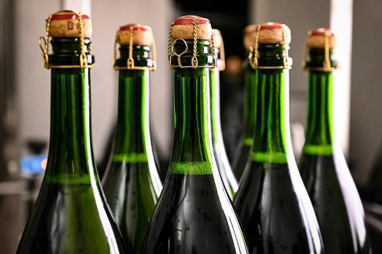 Britain is the biggest market for champagne, guzzling up to 30 million bottles per year