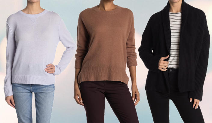 Grab a gorgeous new knit starting at just $37! (Photo: Nordstrom Rack)