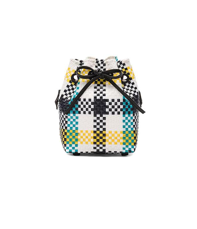 "<p>Truss Mini Bucket, $151, <a href=""http://www.fwrd.com/product-truss-mini-bucket-in-aqua-yellow-plaid/TRUF-WY27/?d=F&utm_source=polyvore&utm_medium=affiliate&utm_content=Handbags&source=polyvore&device=desktop&utm_campaign=dom_p_us"" rel=""nofollow noopener"" target=""_blank"" data-ylk=""slk:fwrd.com"" class=""link rapid-noclick-resp"">fwrd.com</a><br> (Data: Long Tall Sally, Instagram) </p>"