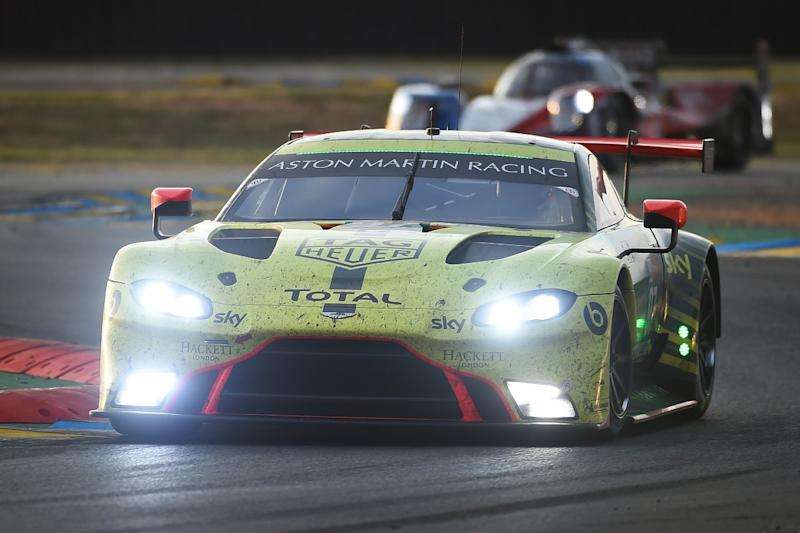 Le Mans H20: #8 Toyota remains in control