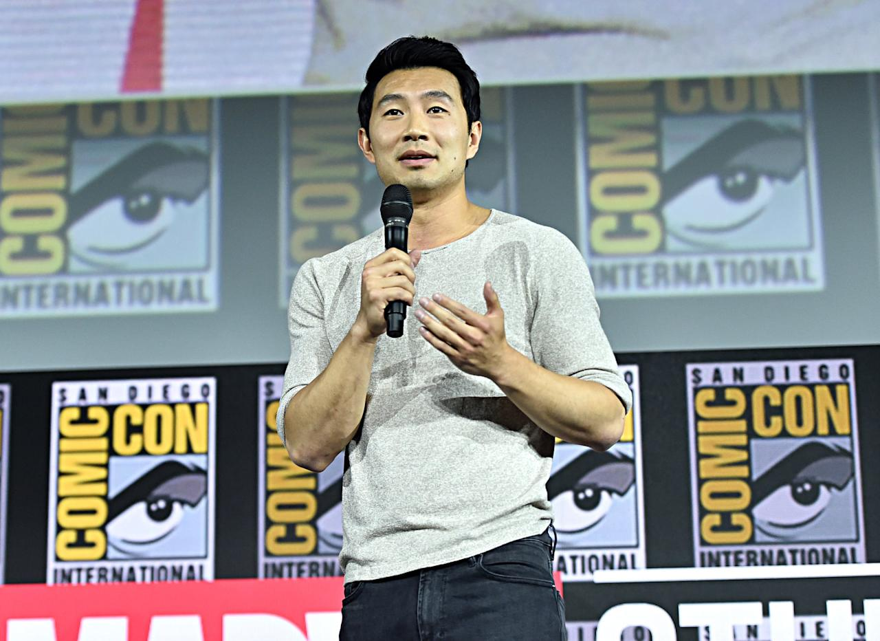 "<p>Production on the Simu Liu-led Marvel film was temporarily suspended when <a href=""https://variety.com/2020/film/news/marvel-halts-shang-chi-director-self-isolating-1203531975/"" target=""_blank"" class=""ga-track"" data-ga-category=""Related"" data-ga-label=""https://variety.com/2020/film/news/marvel-halts-shang-chi-director-self-isolating-1203531975/"" data-ga-action=""In-Line Links"">director Destin Daniel Cretton self-isolated</a> after potentially being exposed to people with the coronavirus. However, on March 13, Disney halted filming, leaving production indefinitely on hiatus. <strong>Shang-Chi and the Legend of the Ten Rings</strong> now has a release date of May 7, 2021.</p>"
