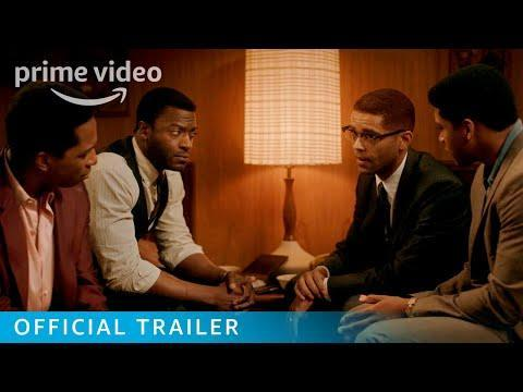 """<p>An imagined meeting between Malcolm X, Cassius Clay (aka Muhammad Ali), Sam Cooke and Jim Brown is the focus of Regina King's masterful directorial debut. On February 25th 1964, at the Convention Hall in Miami Beach, Cassius Clay (not yet Ali) has just won the title of heavyweight champion of the world. Rather than centring around the match, the film focuses on what happens after, behind the closed doors of an intimate after-party, where the four seminal figures gather together, discussing fame, racial politics and the moral scrutinisation of Black celebrities. We are permitted a glimpse into the private lives of these highly iconic figures, significantly, not through a historic overview of their lives, but through providing a glimpse of only one night. Here, King reveals that history is not written by icons, but rather it is created by these deeply human figures. An electrifying and thoughtful film, interweaving the diverse perspectives on these four influential figures who deliberate the best way to navigate racism in America during the 60s. </p><p><strong>Available on <a href=""""https://www.amazon.co.uk/Night-Miami-Leslie-Kingsley-Ben-Adir/dp/B08NLFMLBT?tag=hearstuk-yahoo-21&ascsubtag=%5Bartid%7C1927.g.36936924%5Bsrc%7Cyahoo-uk"""" rel=""""nofollow noopener"""" target=""""_blank"""" data-ylk=""""slk:Amazon Prime"""" class=""""link rapid-noclick-resp"""">Amazon Prime</a>.</strong></p><p><a href=""""https://www.youtube.com/watch?v=ZprXMxKg--w"""" rel=""""nofollow noopener"""" target=""""_blank"""" data-ylk=""""slk:See the original post on Youtube"""" class=""""link rapid-noclick-resp"""">See the original post on Youtube</a></p>"""