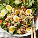<p>Serve this healthy salad as a main course or as a starter for a special meal. To speed up prep, look for precut butternut squash in the refrigerated area of the produce section at your grocery store.</p>