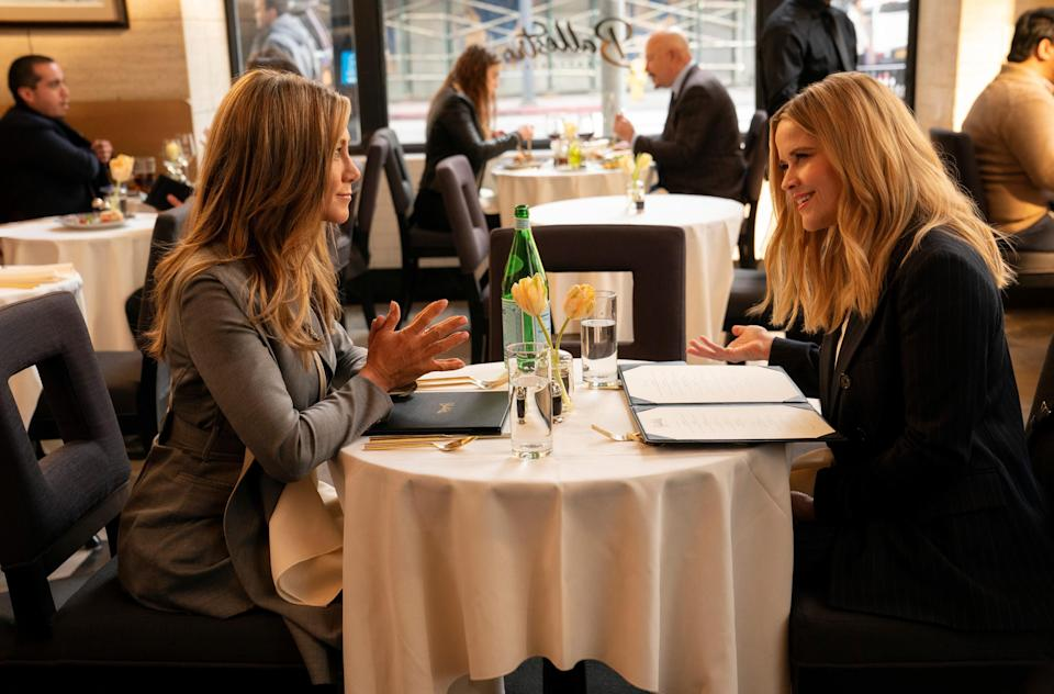 Jennifer Aniston and Reese Witherspoon return in the sophomore season of this Emmy Award-nominated drama. Picking up after the wild Season 1 finale, The Morning ShowSeason 2 finds the team trying to recover from Alex and Bradley's actions as the hit morning news show scrambles to pick up the pieces. Hasan Minhaj, Holland Taylor, Julianna Margulies, and more join the cast this season too.When it returns:Sept. 17 on Apple TV+Watch the new season trailer here