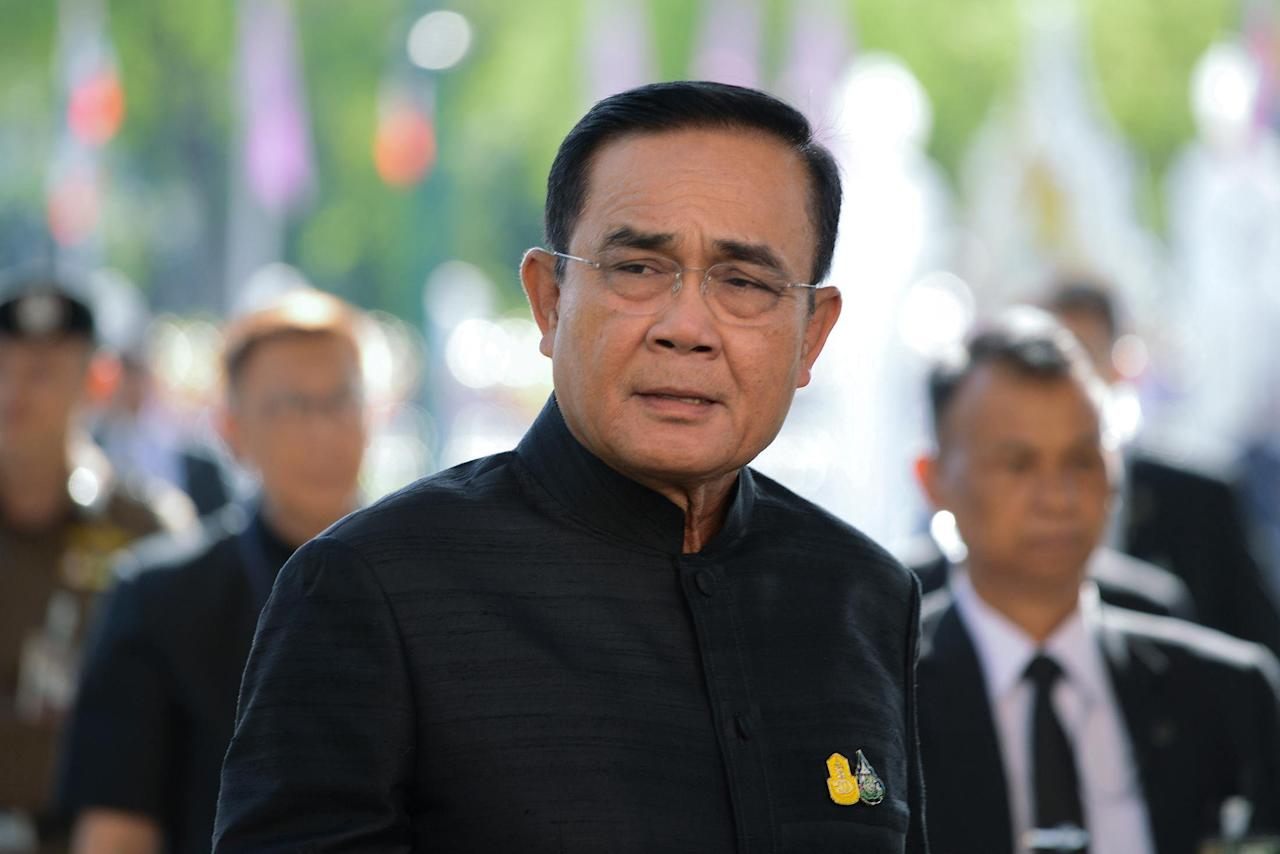 Thai Health Minister Says Sick Prime Minister Doesn't Have ...