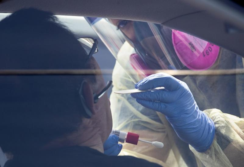 Record high of new coronavirus cases reported in ...