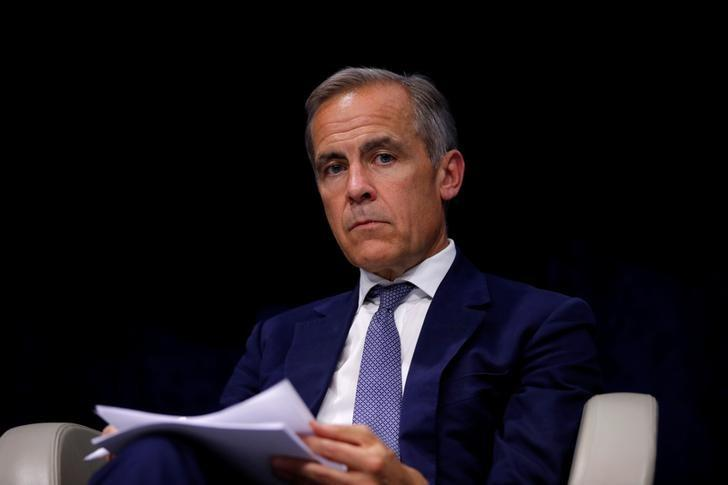Carney to serve as UK government climate adviser