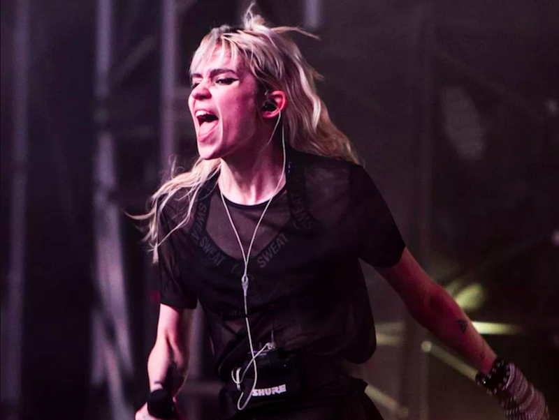 """Grimes believes artificial general intelligence will make live music """"obsolete"""""""