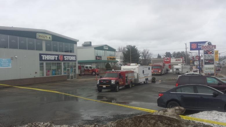 Suspicious package seized by Fredericton police not a threat