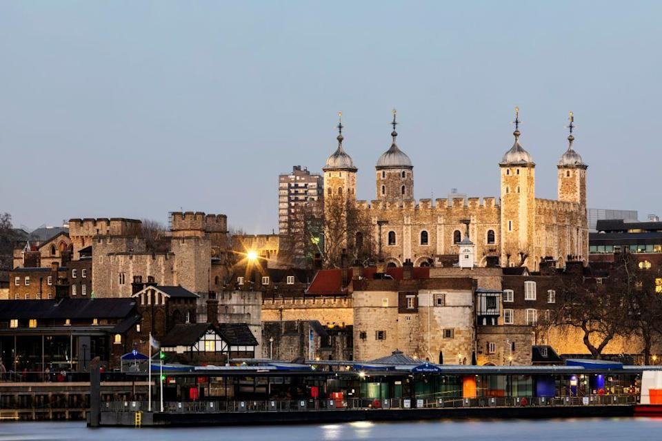 <p>A top tourist destination in England, the Tower of London is a fortress known for its unforgiving history as a prison and execution site. Ghosts of all ages linger from headless apparitions to two young princes who were imprisoned and disappeared in 1483... only for their remains to be discovered in the tower in 1647.</p>