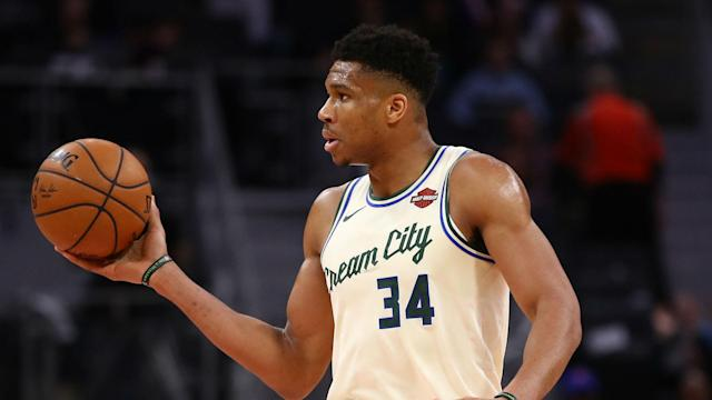The Milwaukee Bucks continue to lead the way in the NBA, but Giannis Antetokounmpo said there is more to come.