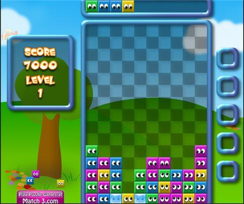 Game of the Day - Blockies
