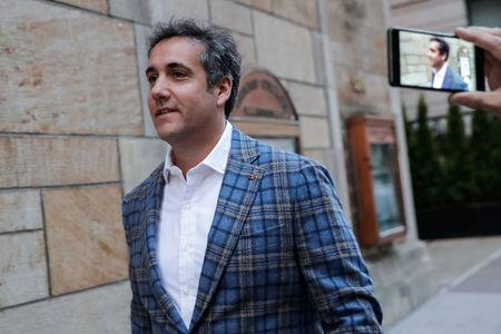 Trump Attorney Michael Cohen's Secret 3rd Client