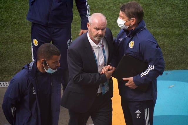 Steve Clarke's side started Euro 2020 with a defeat