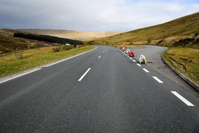 Laybys were closed in the Brecon Beacons in March as part of the response to the coronavirus pandemic (Ben Birchall/PA)