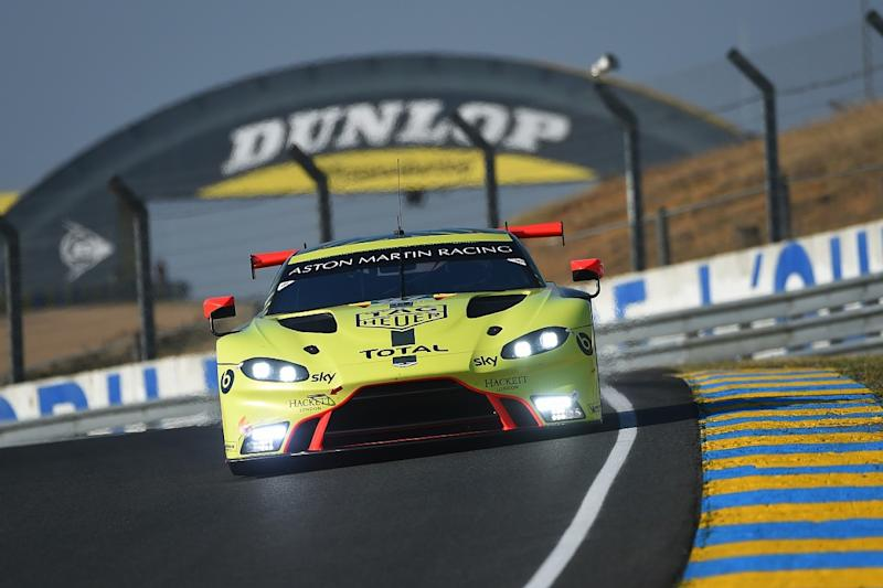 Toyota leads red-flagged opening practice at Le Mans