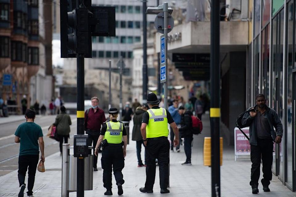 Police have launched an inquiry after Jason Bentley-Morrison was found stabbed in Birmingham (Jacob King/PA) (PA Archive)