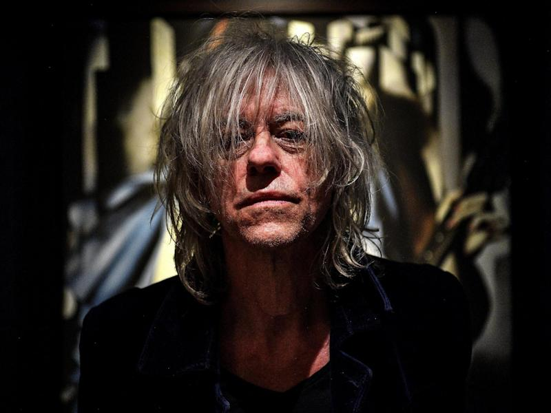 Bob Geldof: AFP via Getty Images