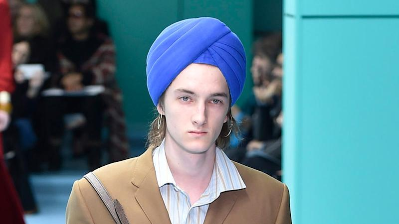 cd497040bbb7a Nordstrom Pulls Gucci Turban From Website After Facing Criticism