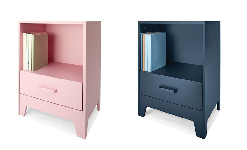 The items that most people seemed keen on were the kids bedside tables. Photo: Kmart