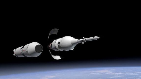 NASA to Launch First Orion Spaceship Test Flight This Week