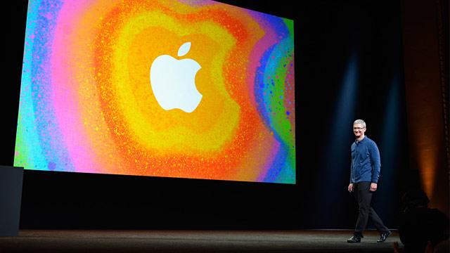 Apple's CEO Takes 99 Percent Pay Cut