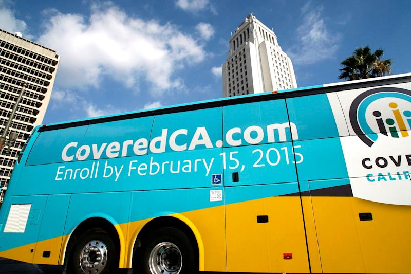 Covered California has been one of the most successful of the Affordable Care Act's exchanges. But lots of Californians still struggle with premiums and out-of-pocket costs. (Photo: Gary Friedman via Getty Images)