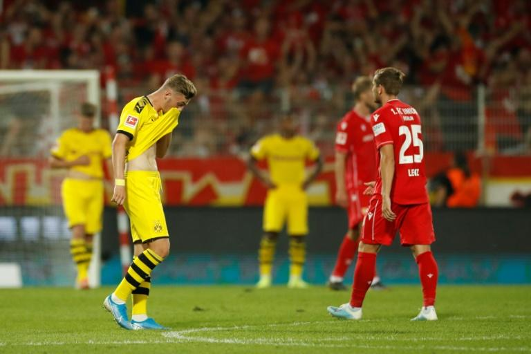 Borussia Dortmund are hoping to recover from a shock defeat to Union Berlin at the end of August