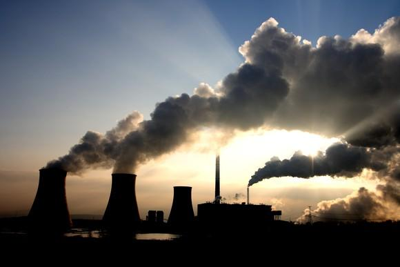 Coal-fired power plant