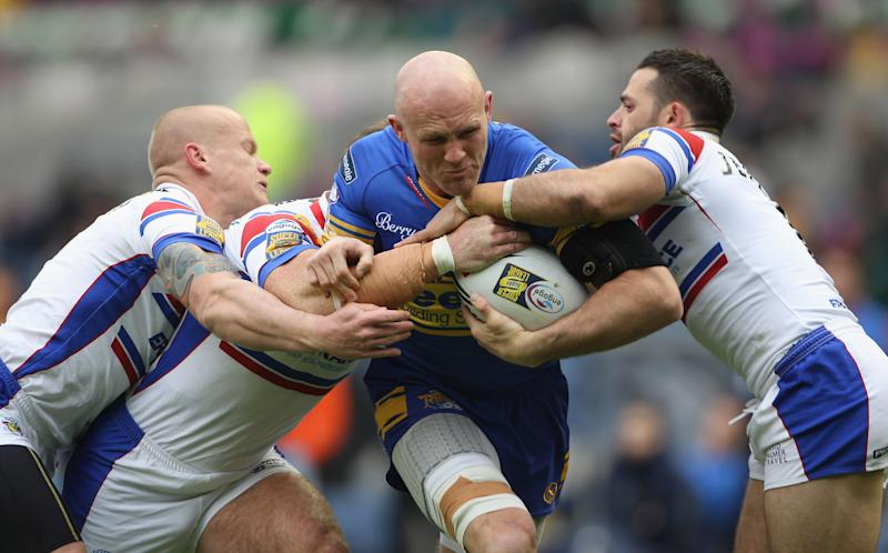 Senior made over 360 appearances across his glittering rugby league career