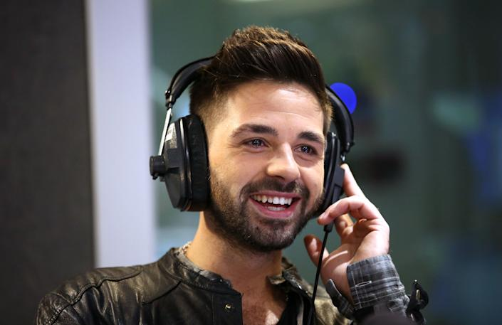 Ben Haenow won The X Factor in 2014. (Photo by Tim P. Whitby/Getty Images)