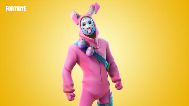 Fortnite' 1 51 (3 4) Update Adds Guided Missile, Easter